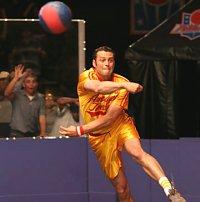 Dodgeball - Vince