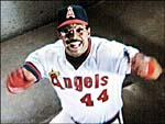 Angels Rightfielder - Naked Gun