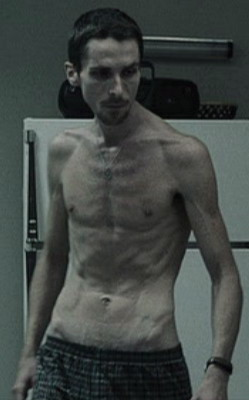 Christian Bale - Skinny