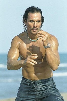 Matthew McConaughey - Juiced