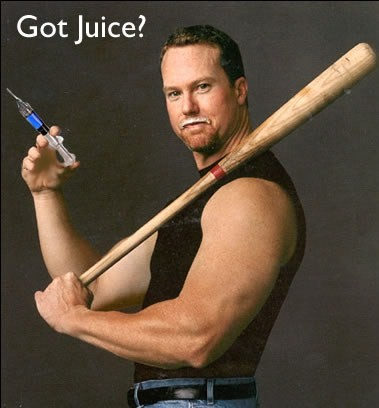 Mark McGwire - Juiced