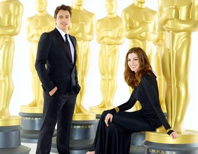 83rd Oscars - Hosts