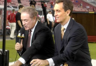 Al Michaels & Chris Collinsworth