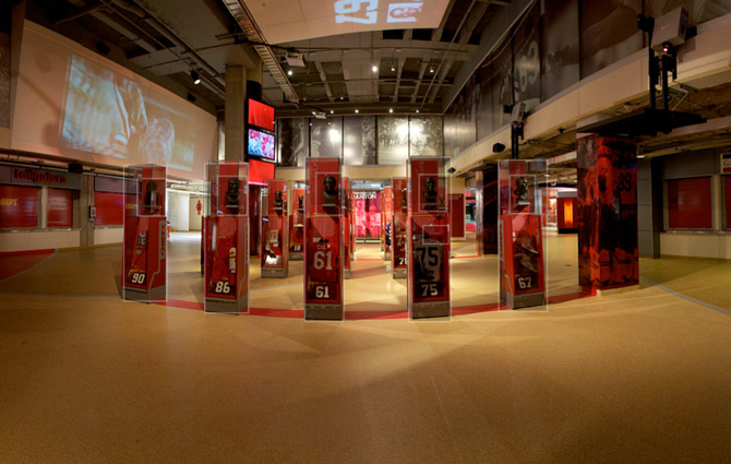 Chiefs Hall of Honor